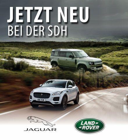 Jaguar und Land Rover