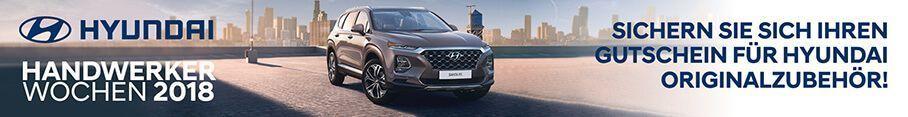 Hyundai Handwerkerwochen 2018