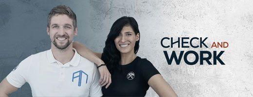 CHECK AND WORK – Das Netzwerk für Handwerker
